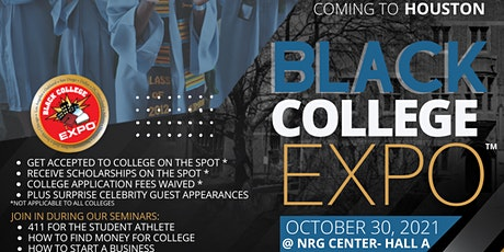 Back LIVE in PERSON 12th Annual Houston Black College Expo tickets