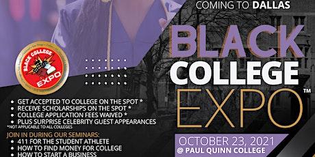 Back LIVE in PERSON 4th Annual Dallas Black College Expo tickets