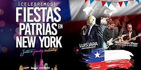 Fiestas Patrias Chilenas en New York tickets
