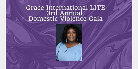 3rd Annual Domestic Violence Awareness Gala tickets