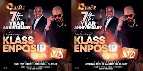 KLASS VS ENPOSIB tickets