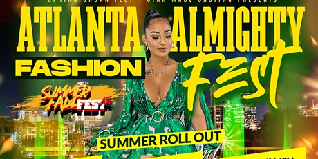 "Vendors | Summer Fall Fest Atlanta Almighty "" FALL Pop Out "" Vol. 5 tickets"
