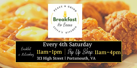 Breakfast For Bosses tickets