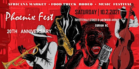 Phoenix Fest Music Festival and Food Truck Rodeo tickets