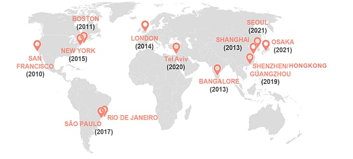 Innosuisse Global Roadshow 2021: Test the pulse of international markets image