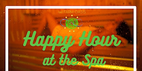 Happy Hour at iwi Farm Oasis tickets