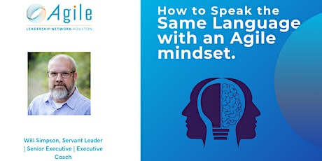 How to speak the same language with an Agile Mindset tickets