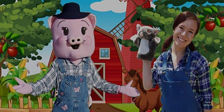 Patti the Pig: It's Not all Rubbish Kids Show at Inglewood tickets