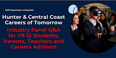 Hunter & Central Coast Careers of Tomorrow tickets