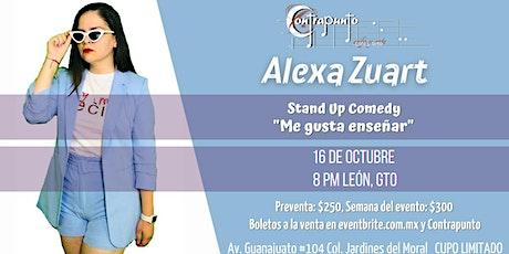 Alexa Zuart   Stand Up Comedy   León boletos