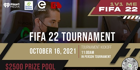 FIFA '22 1v1me Tournament Presented by Axis Replay & GA Followers! tickets