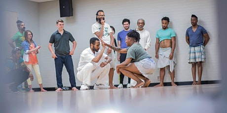 Free Introduction Capoeira Class tickets