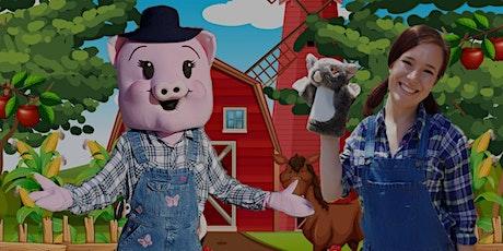 Patti the Pig: It's Not all Rubbish Kids Show at Mirrabooka tickets