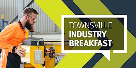 Townsville Industry Breakfast - Wednesday 6th October 2021 tickets