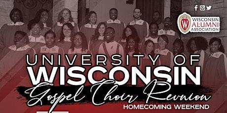 UW Gospel Choir Reunion tickets