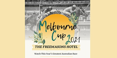 Melbourne Cup Luncheon at The Freemasons  Hotel tickets