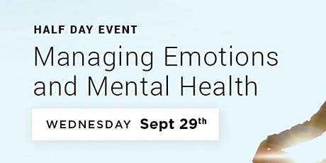 Wellbeing Day: Self-awareness and Managing Emotions tickets
