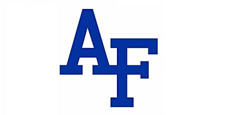 US Air Force Academy Workshop 2021 biglietti