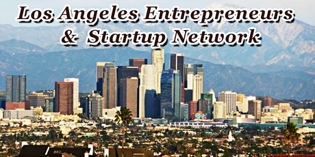 LA's Biggest Tech Startup & Business Professional Networking Soiree tickets
