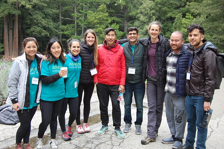 Welcome Walk for U.S. Newcomers and Friends image