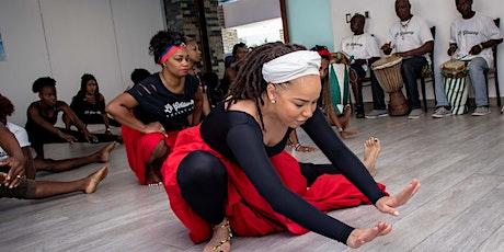 Tout Se Pa! Haitian Dance Class tickets