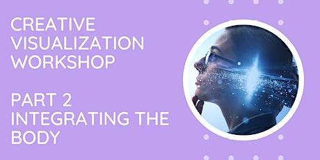 Creative Visualization Workshop Online Part Two tickets