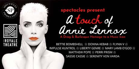 A Touch of Annie Lennox tickets
