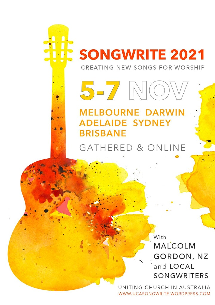 Songwrite  2021 - Melbourne image