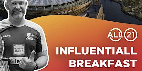 Influentiall Breakfast tickets