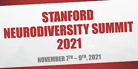 Stanford Neurodiversity Summit 2021 tickets