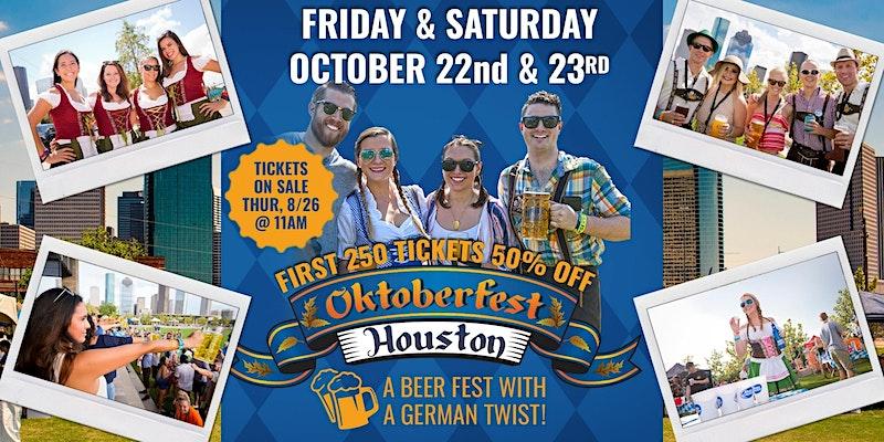 Oktoberfest Houston