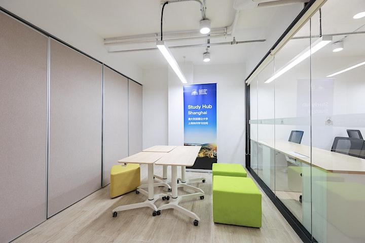 ANU Shanghai Study Hub Booking System image