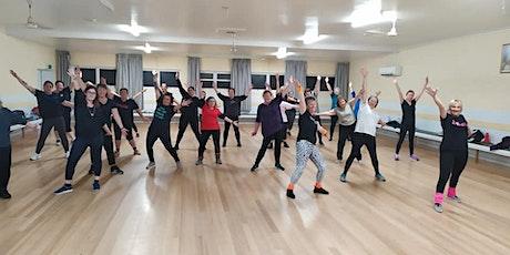 Dancercise Classes Launceston tickets