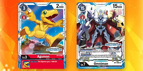 Digimon Card Game Premier TO Evo Cup [Oceania] tickets