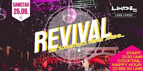 DEINE REVIVAL -  SA.09.10.2021 Tickets