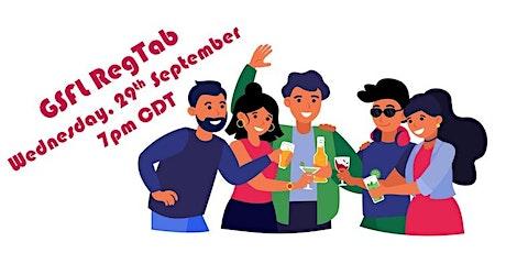 GSFL Regulars' Table September tickets