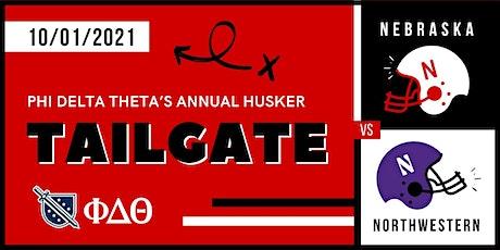 Phi Delta Theta's Husker Tailgate - 2021 tickets