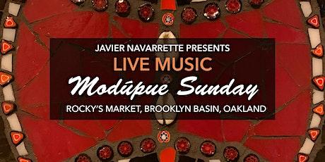 Javier Navarrette presents Modúpue Sundays: Bay Area Music Legends tickets