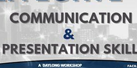 INTERNATIONAL CONFERENCE ON COMMUNICATION AND PRESENTATION SKILLS tickets