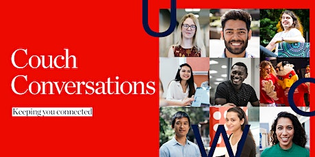 Couch Conversations (Stress Less with UOW Pulse & Counselling Services) tickets