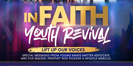 In Faith Youth Revival tickets