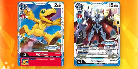 Digimon Card Game | Premier TO Evo Cup tickets