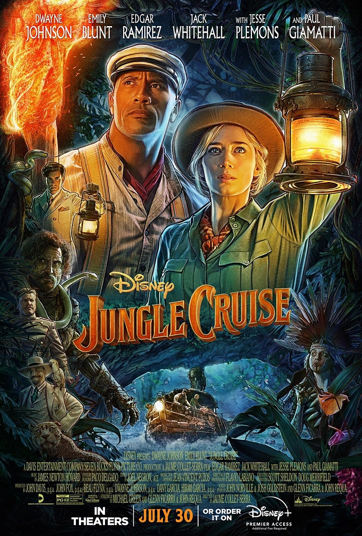 KINO: Jungle Cruise: Bild