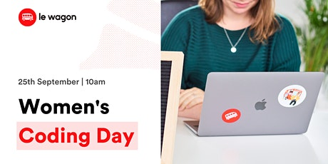 Join our Women's Coding Day tickets