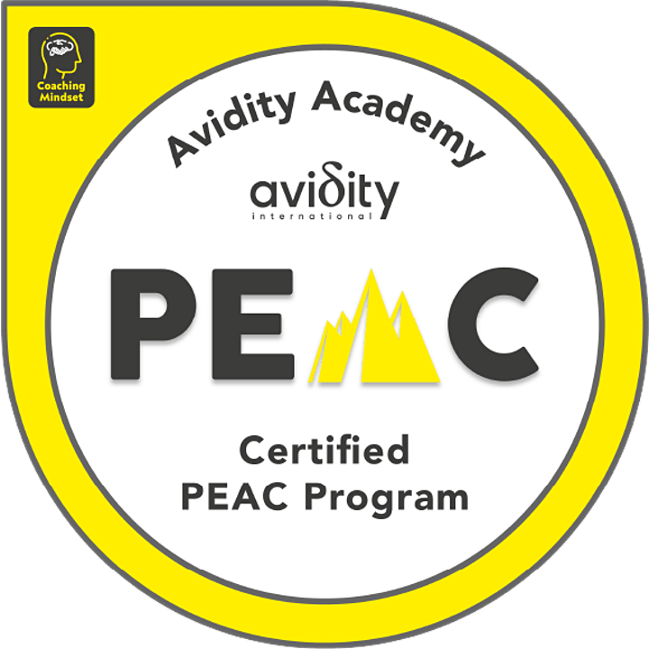 People Empowered Through Applied Coaching  (PEAC) Public Program image
