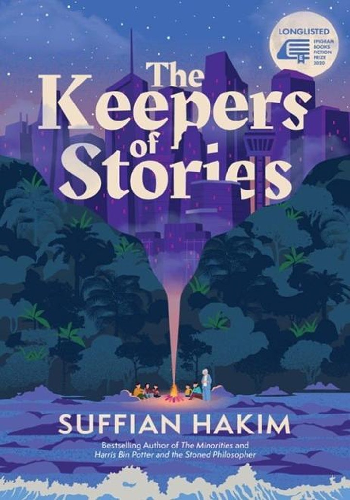 The Keepers of Stories by Suffian Hakim | Singapore Literature Book Club image