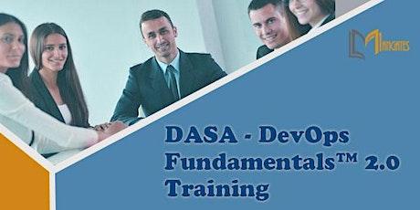 DASA - DevOps Fundamentals™ 2.0 2 Days Virtual Live Training in Aberdeen ingressos