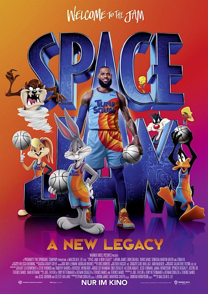 FAMILIENKINO: Space Jam 2 - A New Legacy: Bild