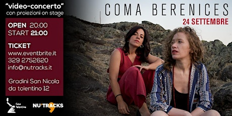 """Coma Berenices - """"Archetype"""" tickets"""