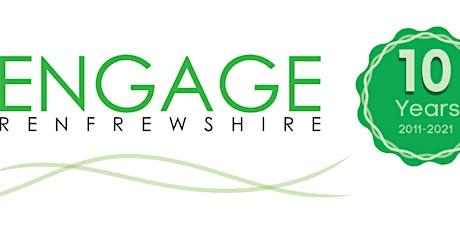 Engage Renfrewshire AGM 2021 tickets